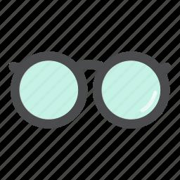 opthalmologist, opticals, optician, specs icon