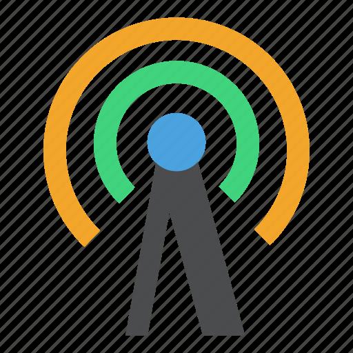 hub, internet, network, spot, web, wifi, zone icon