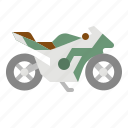 motorbike, motorcycle, scooter, transport, transportation