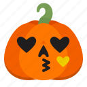 creepy, ghost, halloween, horror, pumpkin, scary, xoxo