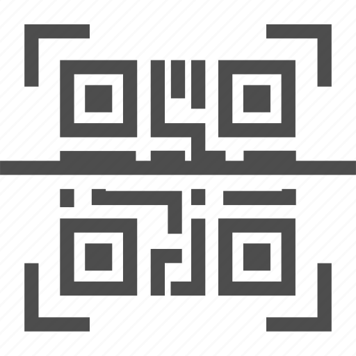 barcode, code, qr, scan, scanner icon
