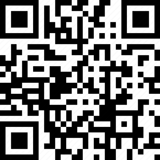 barcode, qr, qr-code, scan icon
