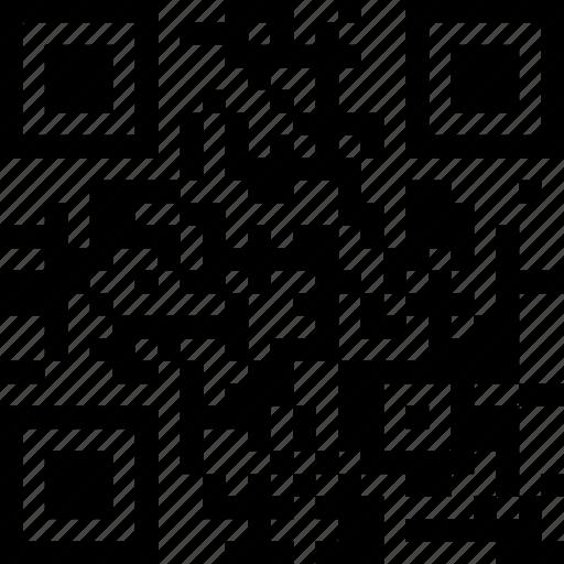 barcode, qr, qr-code, qrcode, scanner icon