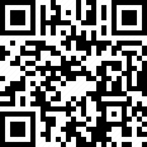 barcode, qr, qr code, qr-code icon