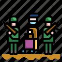 control, custody, patrol, police, protection, security