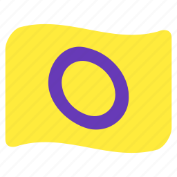 flag, intersex, lgbt, lgbtq, pride, queer icon