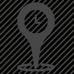 location, queue, queue here, time, wait, waiting icon