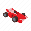 auto, car, cartoon, race, speed, vehicle, wheel icon