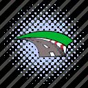 comics, fast, formula, race, road, speed, track