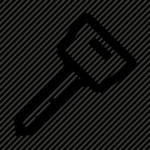 key, recing icon