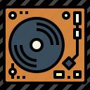 music, player, technology, turntable, vinyl