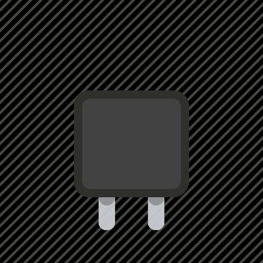 chip, diod, radio, transistor icon