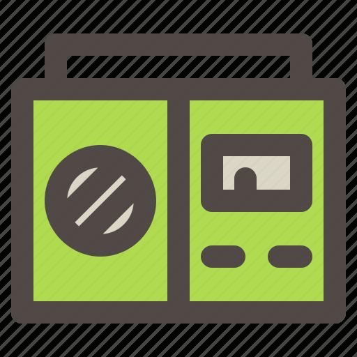 audio, communication, media, music, radio icon
