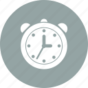 alarm, clock, date, watch icon