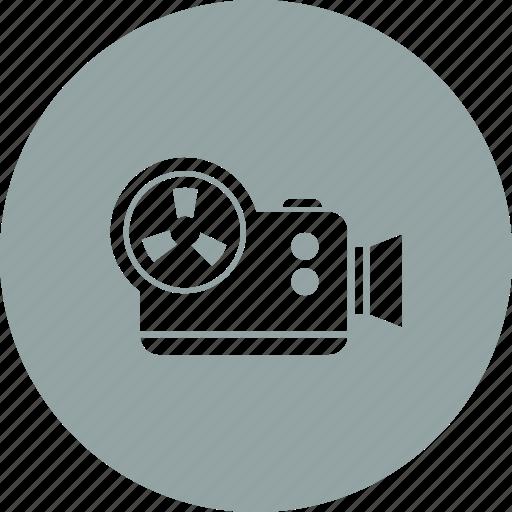camera, record, video, videography icon
