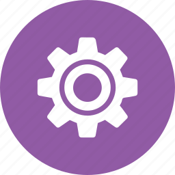 action, actions, cog, services icon