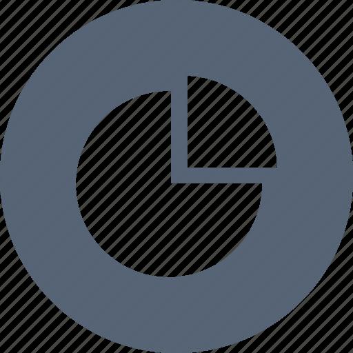 accounts, graph, report, statistics icon