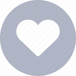 heart, like, love, rate, rating icon