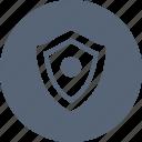 antivirus, protection, security, shield icon