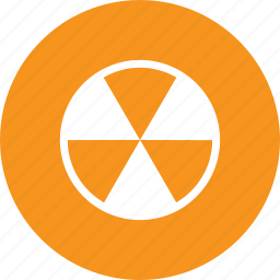 burn, not, nuclear, warning icon