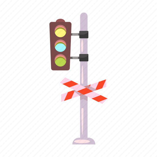 Arrow, railway, sign, signpost, traffic light icon - Download on Iconfinder
