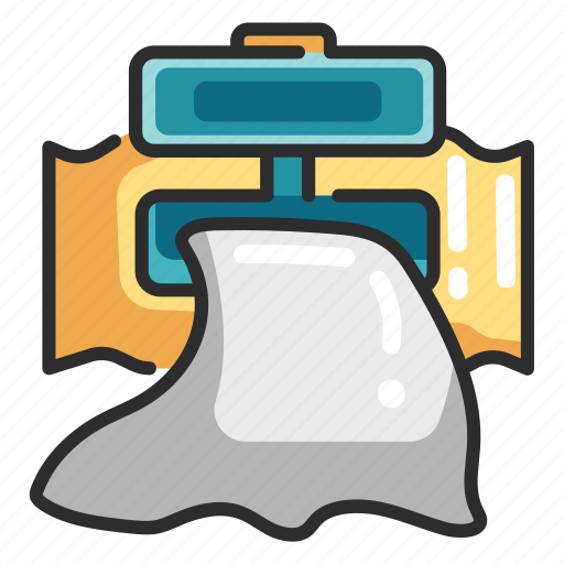 baby, clean, paper, wet, white, wipe, wipes icon