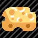 bath, clean, cleaner, soft, sponge, wash, yellow icon