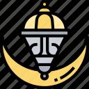lantern, light, ramadan, arabic, islam