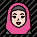 avatar, female, hijab, islam, muslim, ramadan, woman