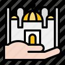 hand, islam, masjid, mosque, muslim, ramadan icon