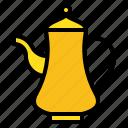 drinks, islam, kitchen, muslim, ramadan, teapot icon