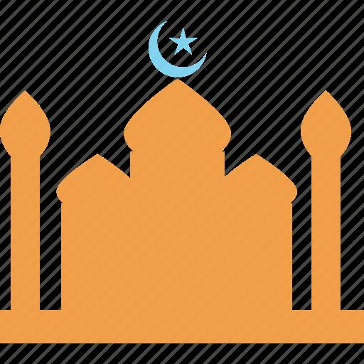 crescent, festival, islam, mosque, prayer, ramadan, ramzan icon