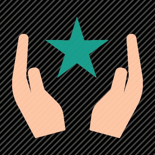 christmas, hands, islam, ramadan, religion, star icon