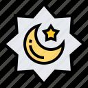 holy, islam, kareem, month, ramadan icon