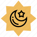 holy, islam, kareem, month, ramadan icon