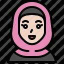 cloth, hijab, islam, muslim, ramadan, women