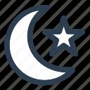 islam, islamic, moon, muslim, ramadan, religion