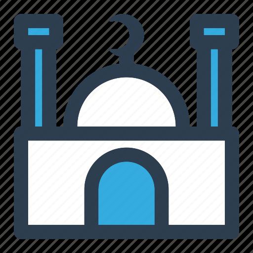 Islam, mosque, muslim, prayer, ramadan icon - Download on Iconfinder