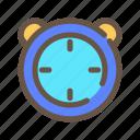 alarm, bell, clock, date, ramadan, time, timer icon