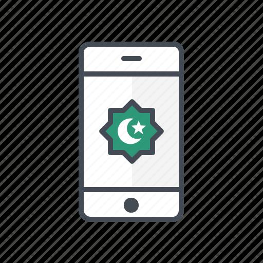 app, ramadhan, smartphne icon