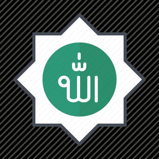 allah, islam, ramadhan icon