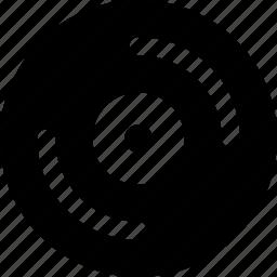 album, disc, dj, lp, music, record, vinyl icon