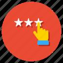 feedback, reputation, reviews, star ratings, trust icon