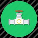 gas pipeline, gas station, pipeline, pipeline valve, plumbing icon