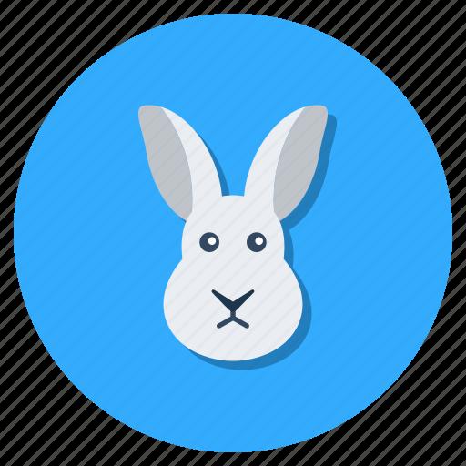 animal, bunny, bunny face, creature, specie icon