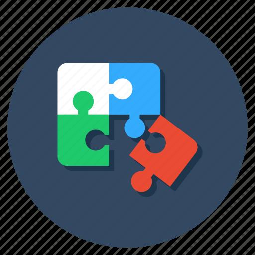 jigsaw, jigsaw puzzle, mind games, puzzle, puzzle piece, tiling puzzle icon