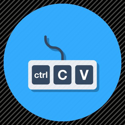 copykey, function key, hotkey, keyboard shortcut, shortcut key icon