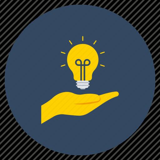 awareness, idea, information, insight, perception, thinking icon