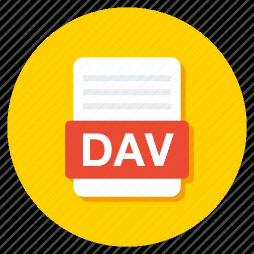 adobe document, adobe file, dav document, dav file, dav folder icon