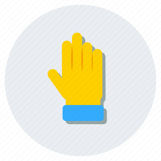 appendage, body part, fingers, hand, palm icon